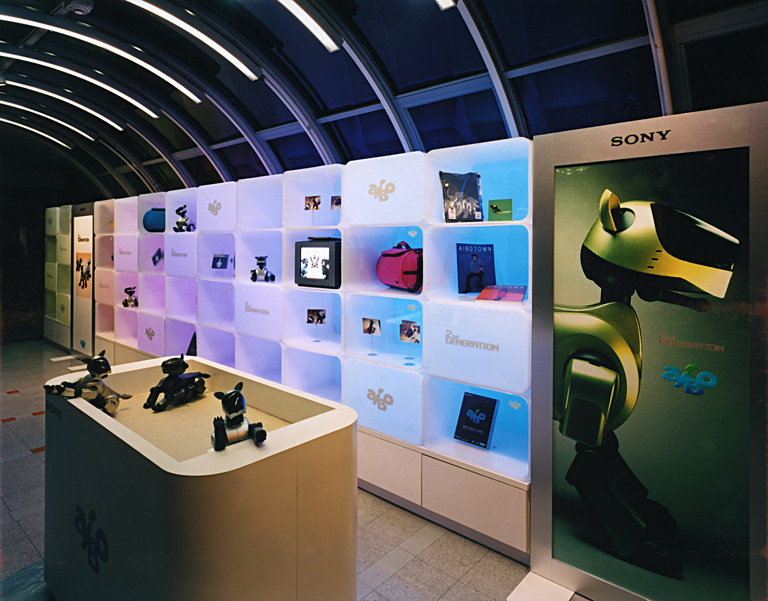 Sony AIBO SHOP OSAKA_04